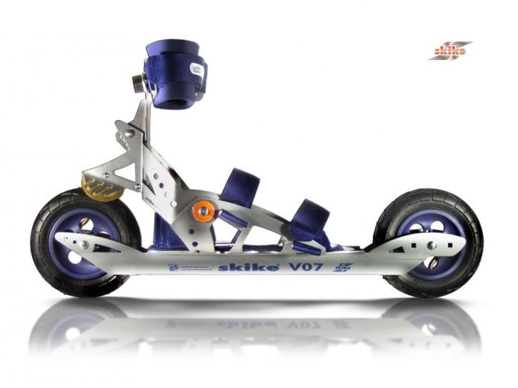 SKIKE V-070 silver