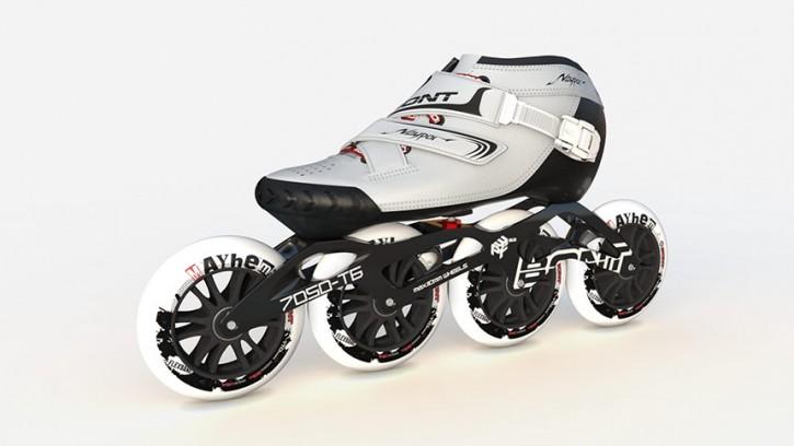 Bont Vaypor Custom 3x125