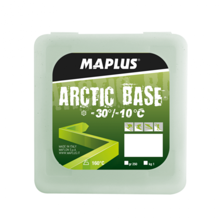 Briko-Maplus Racebase Arctic Base Wachs