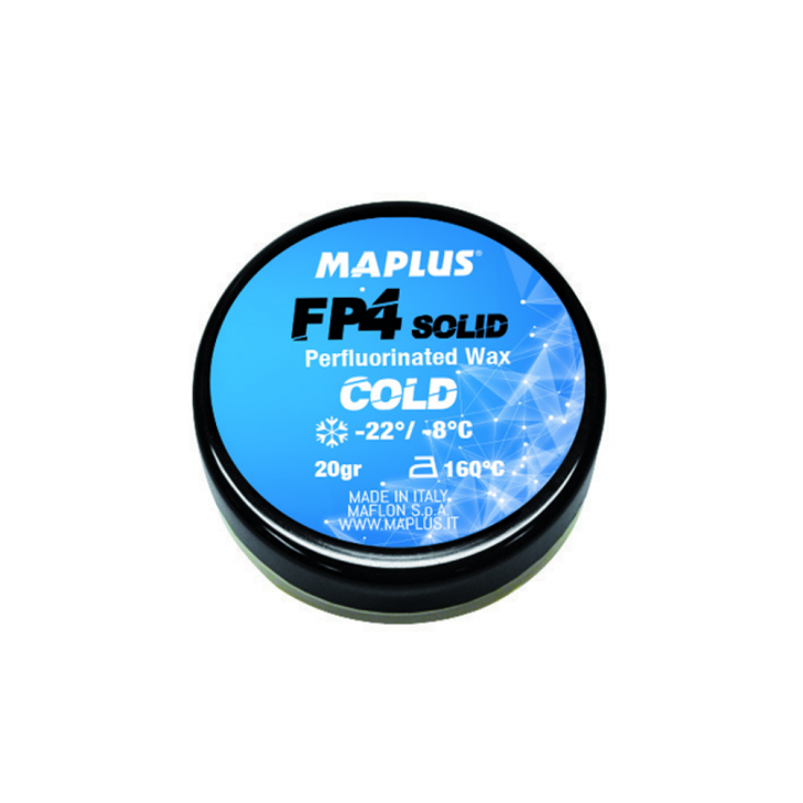 Briko-Maplus FP4 - Cold Perfluorinated Solid Wax