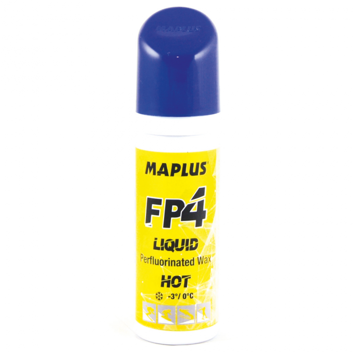 Briko-Maplus FP4 - Hot Perfluorinated Liquid Wax
