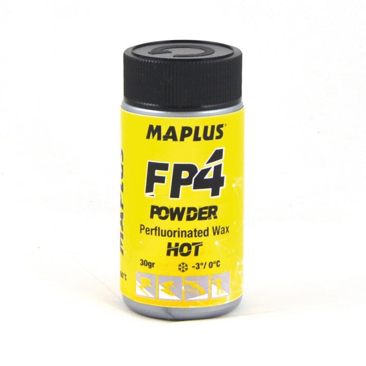 Briko-Maplus FP4 - Hot Perfluorinated Powder Wax