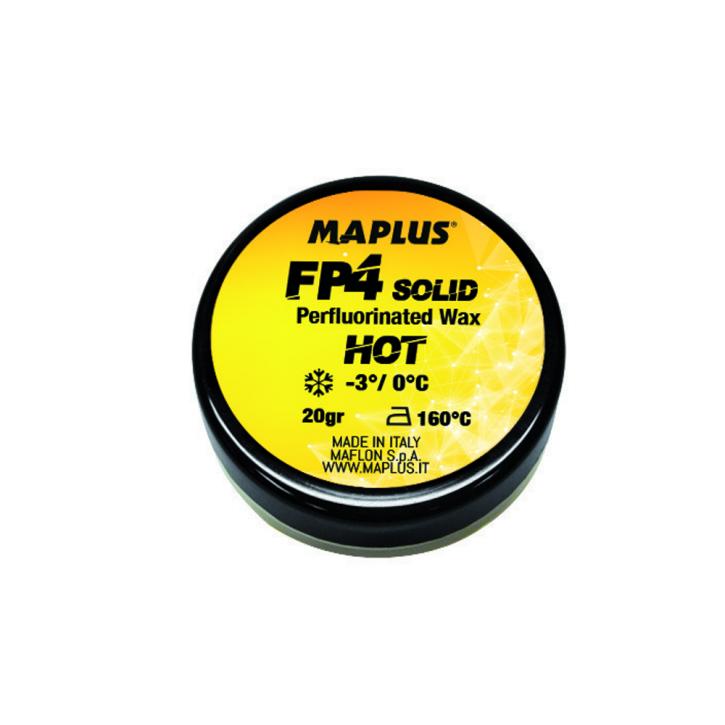 Briko-Maplus FP4 - Hot Perfluorinated Solid Wax