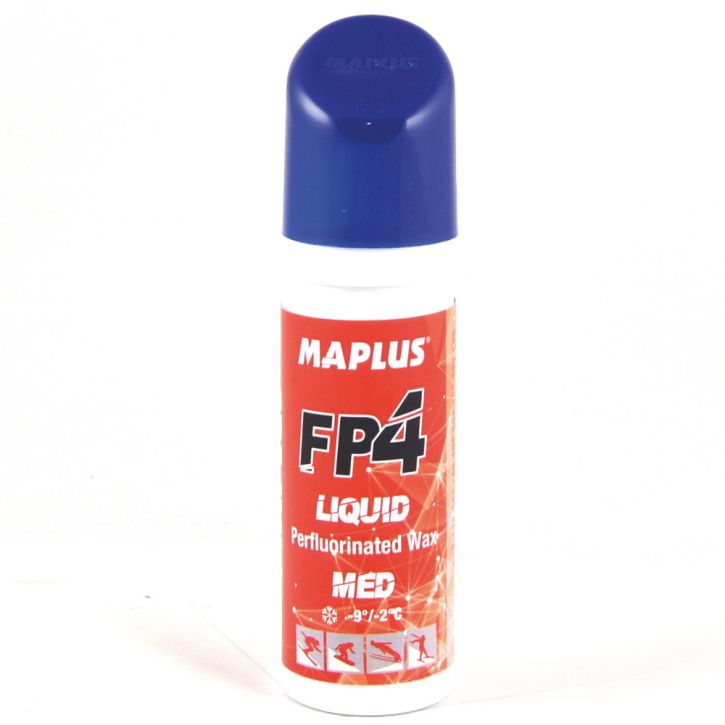 Briko-Maplus FP4 - Med Perfluorinated Liquid Wax