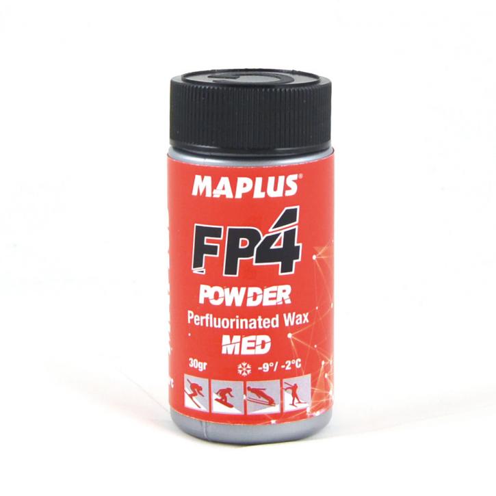 Briko-Maplus FP4 - Med Perfluorinated Powder Wax