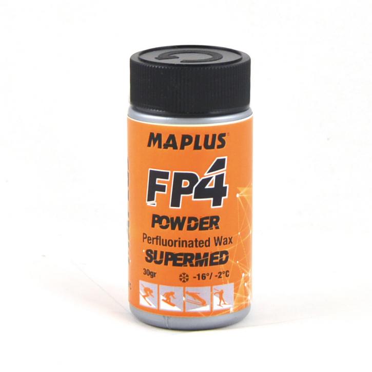 Briko-Maplus FP4 - Supermed Perfluorinated Powder Wax