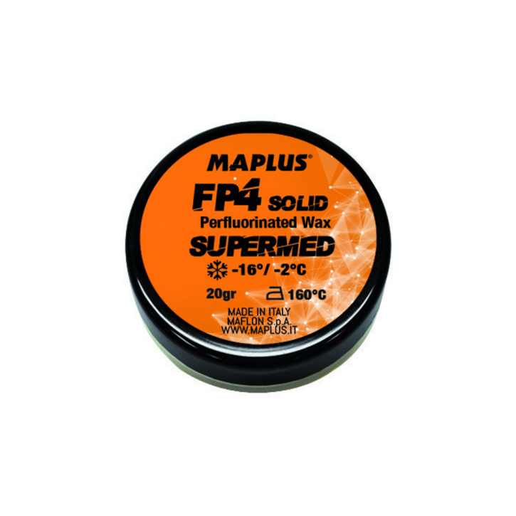 Briko-Maplus FP4 - Supermed Perfluorinated Solid Wax