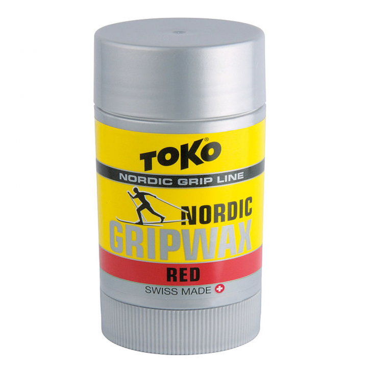 Toko Grip Wax Red