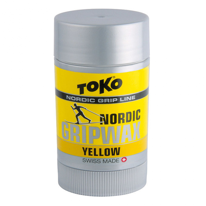 Toko Grip Wax Yellow