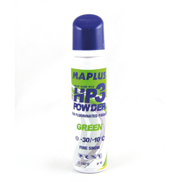 Briko-Maplus HP3 - Green Powder
