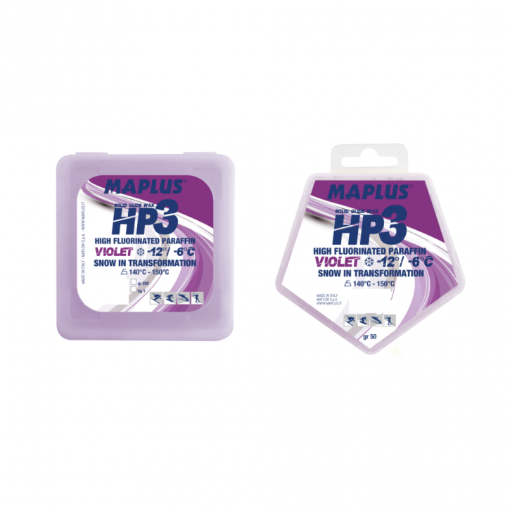 Briko-Maplus HP3 - Violet High Fluorinated Paraffin