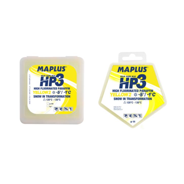 Briko-Maplus HP3 - Yellow 2 High Fluorinated Paraffin