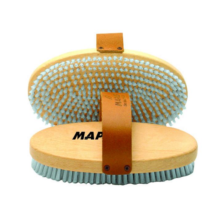 Briko-Maplus Hard Nylon Brushes Oval