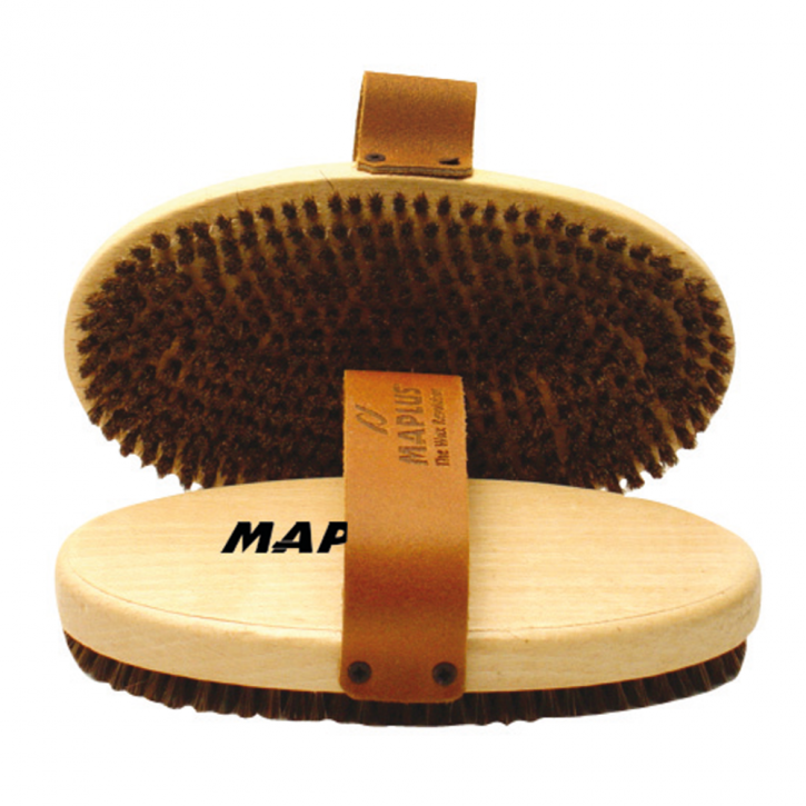 Briko-Maplus Hard Horsehair Brushes Oval
