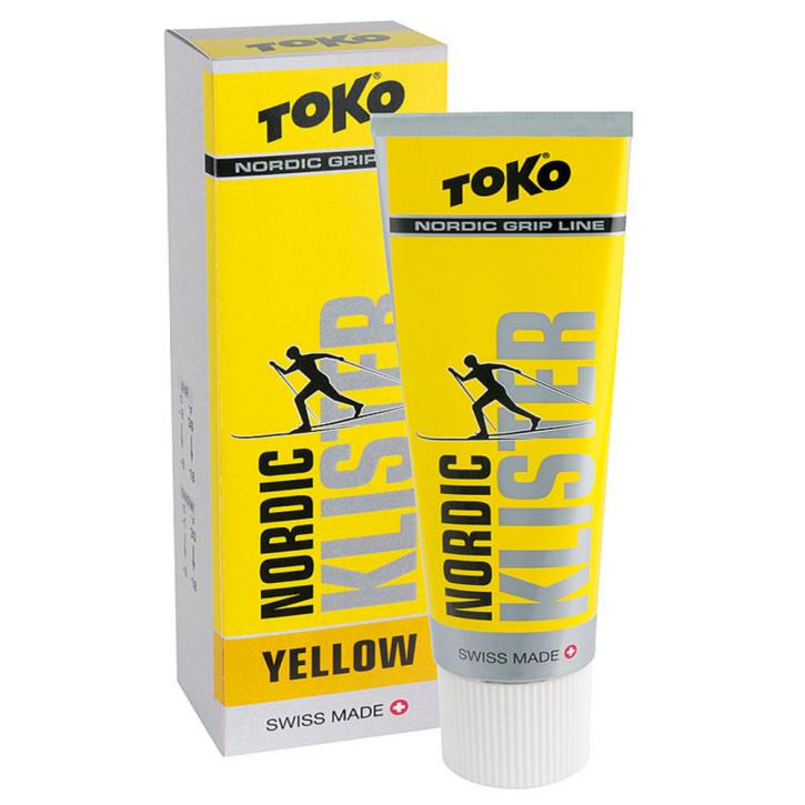 Toko Nordic Klister Yellow