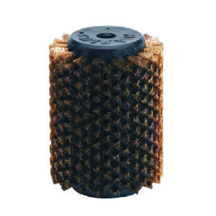 Briko-Maplus Brass Roto Brushes 10cm