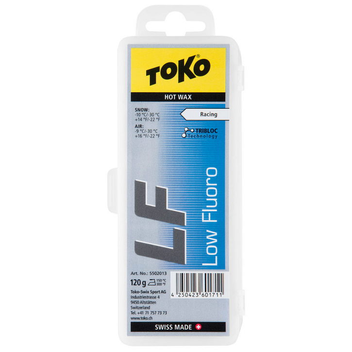 Toko LF Hot Wax Blue