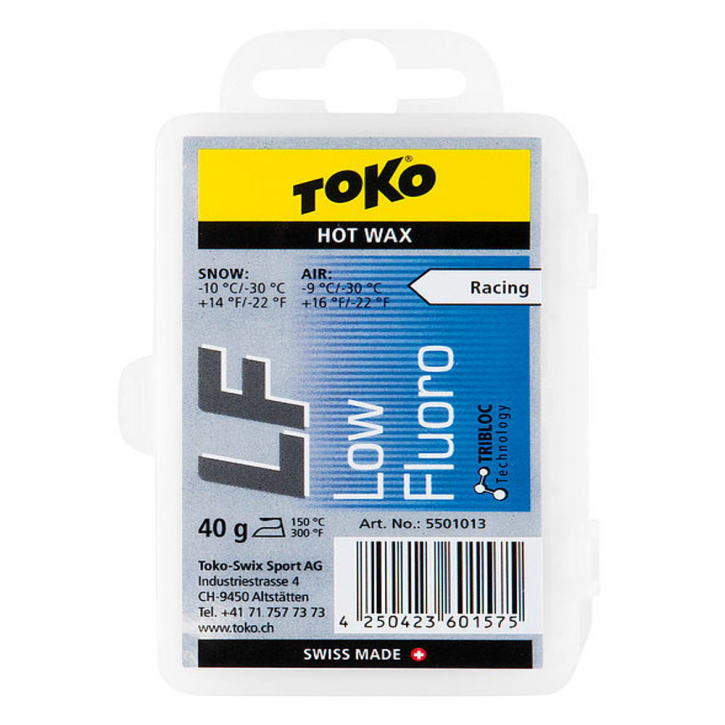 Toko LF Hot Wax Blue 40g