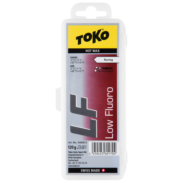 Toko LF Hot Wax Red