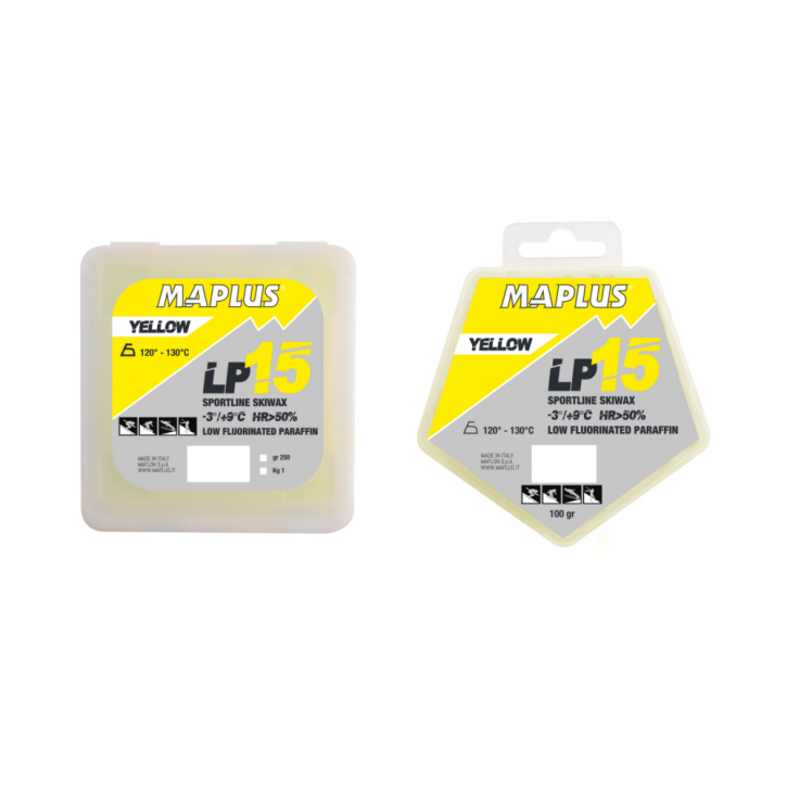 Briko-Maplus LP15 Yellow Base Paraffin