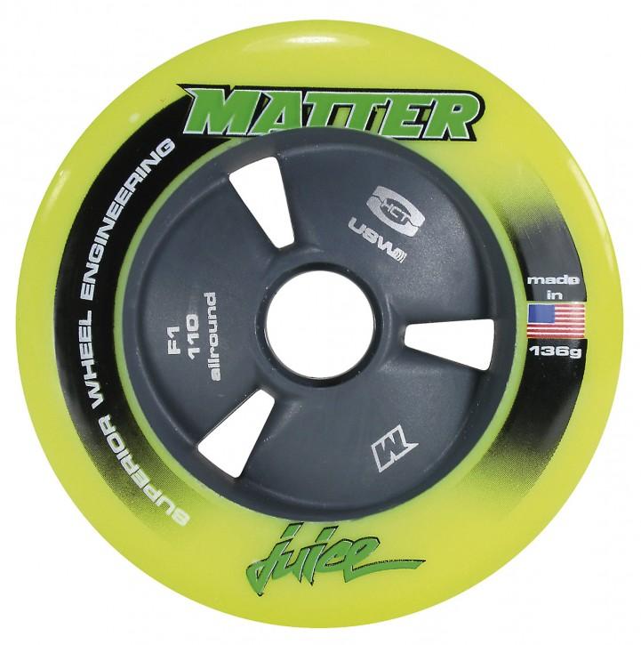 Matter F1 (85A) 100mm 4pc