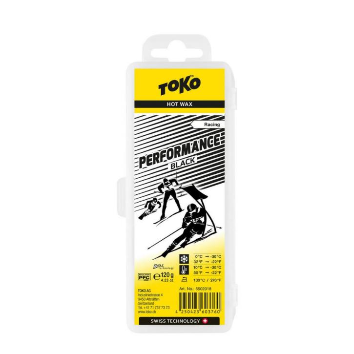 Toko Performance hot wax black