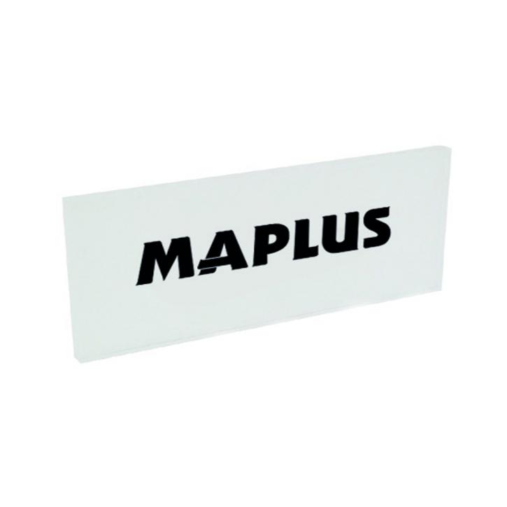 Briko-Maplus Plexy Abziehklinge 4mm