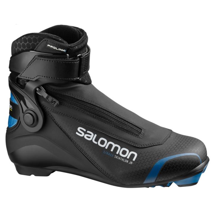 Salomon S/RACE JUNIOR Skiathlon Prolink boot