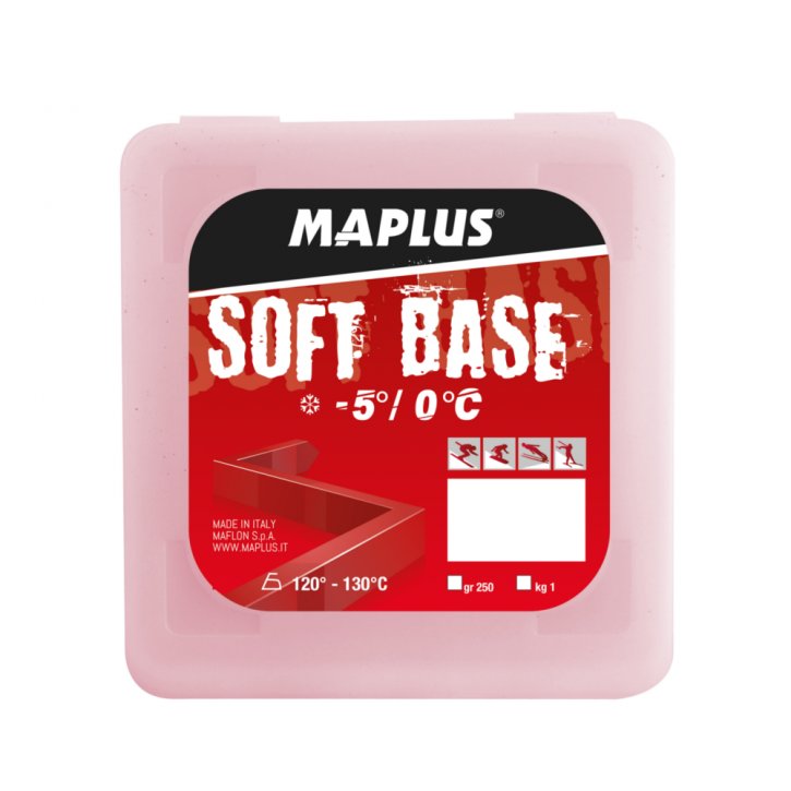 Briko-Maplus Racebase Soft Base Wachs