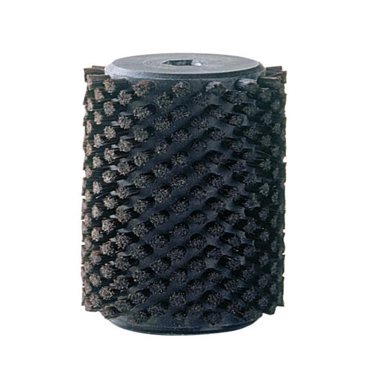 Briko-Maplus Soft Horsehair Roto Brushes 10cm