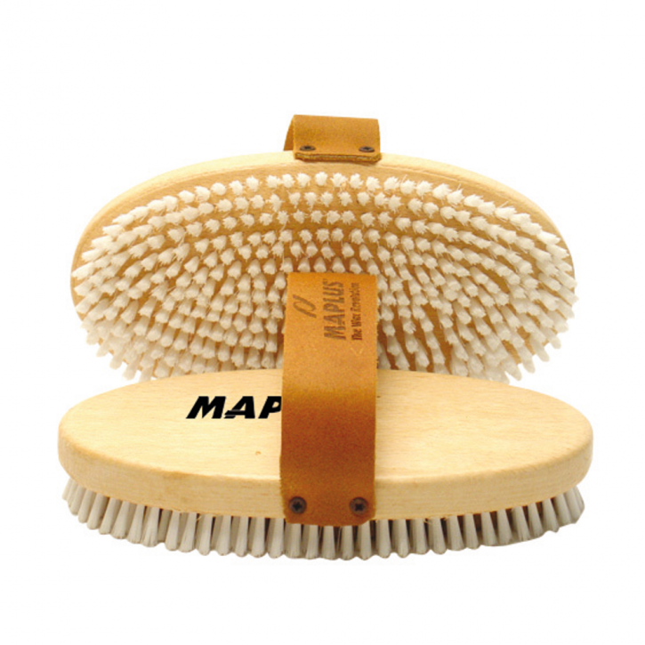 Briko-Maplus Soft Nylon Brushes Oval