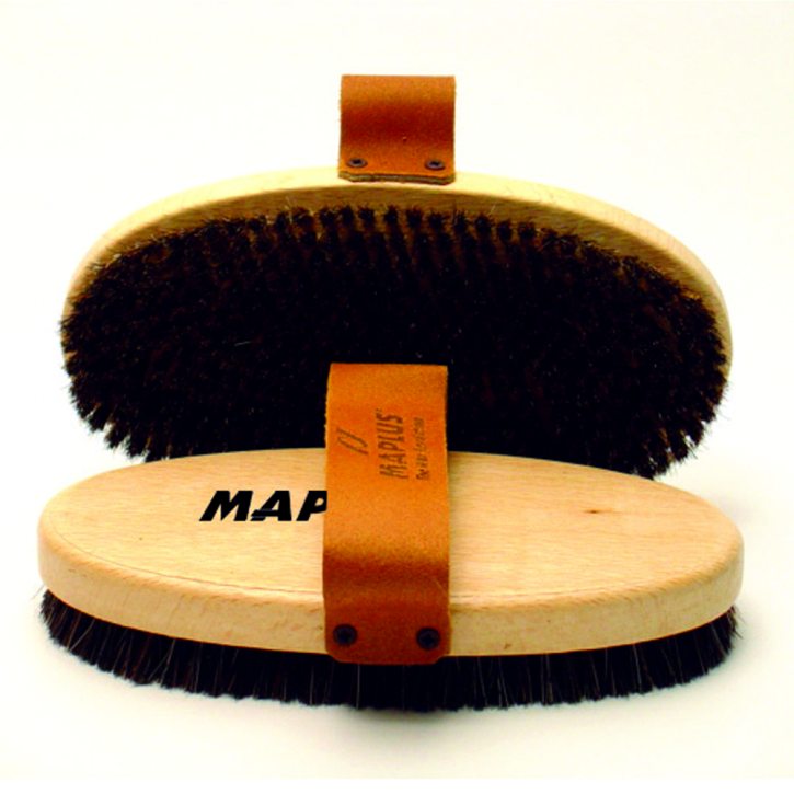 Briko-Maplus Soft Horsehair Brushes Oval