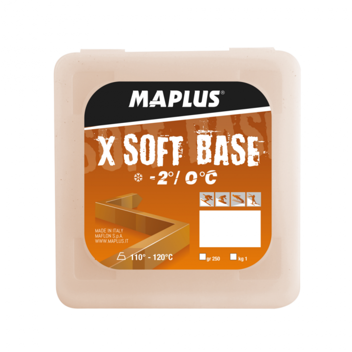 Briko-Maplus Racebase XSoft Base Wachs
