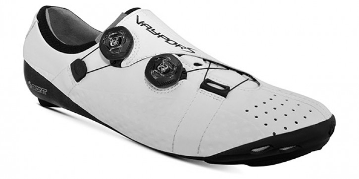 Bont Vaypor S white wide