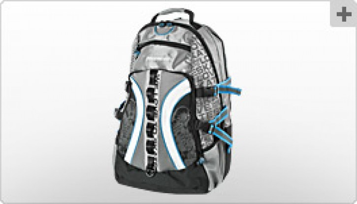 Powerslide Backpack Phuzion Men